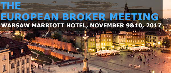 The #EuropeanBrokerMeeting 2017