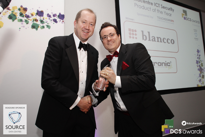 Blancco :: Datacentre ICT Security Product of the Year